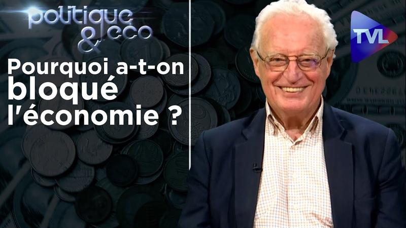 Pourquoi a t on bloqu l conomie ? Politique Eco n°257 avec Charles Gave TVL