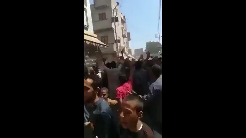 Более 3000 арестованных в последнем восстании в Египте против президента Сиси