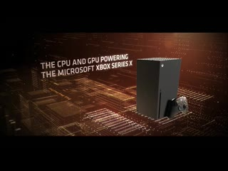 Xbox Series X Model Shown by AMD at CES