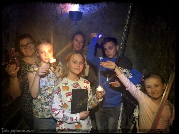 Команда победителей 01.12.2019
