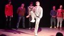 Колян танцует свой фирменный танец Пасадобль!