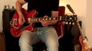 2016 Gibson ES335 TDC 1963 Custom Historic Cherry w Bigsby B7 Part1