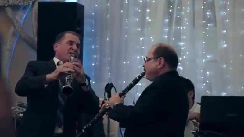 Юра Мусабековский Михаил Мирзабеков - Дуэт бакинских кларнетистов [Бакинская музыка]