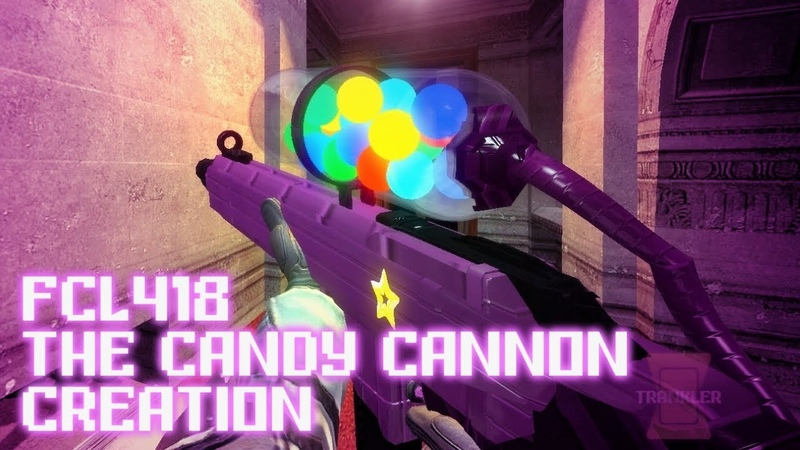 GMOD SWEP MODEL CREATION (via SWEP Construction Kit) FCL418 - The Candy Cannon