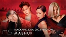 BLACKPINK/EXO/CLC/EVERGLOW – Kill This Love/Love Shot/Me(美)/Bon Bon Chocolat (ft. DDDD Remix) MASHUP