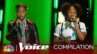 The Best of the Adorable Harmonizing Duo Hello Sunday - The Voice 2019