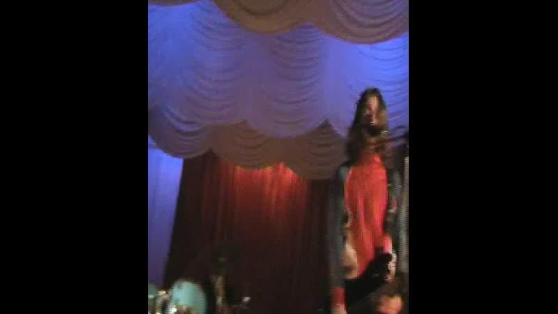 рок концерт ч 1 ДК Обувщиков г Шахты декабрь 2005г