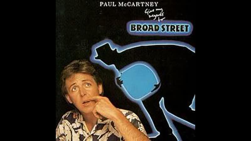 Paul McCartney So Bad Give My Regards to Broad Street 1984