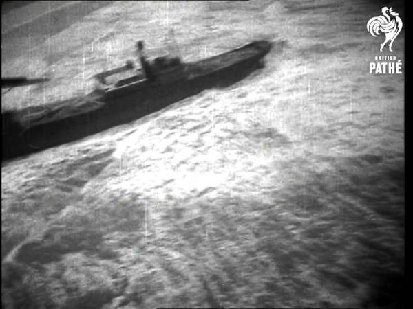 North Carr Lightship (1950-1959)