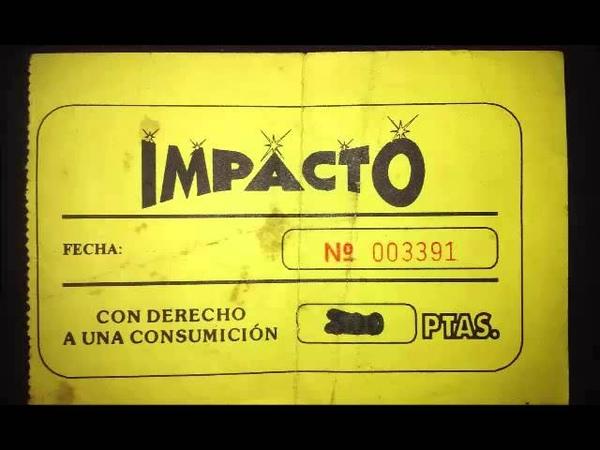 CLUB IMPACTO PTO CRUZ FIN DE AÑO 2000 DJ CHAMO DJ GORDO