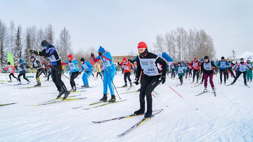 Лыжня России 2020: спортивная Ухта не боится морозов, изображение №1