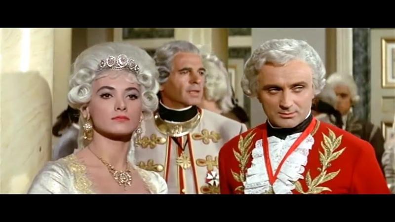 Caterina di Russia 1963 con Hildegard Knef Sergio Fantoni Film Completo Italiano