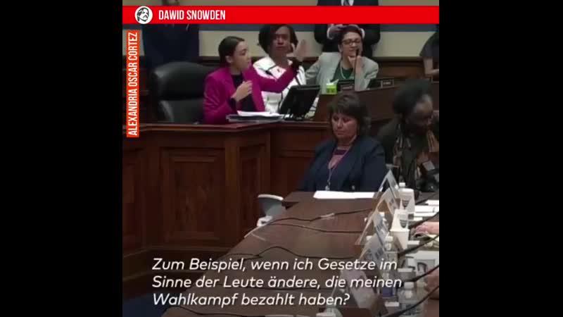 205 - Korrupte Regierungen - Alexandra Oscar Cortez