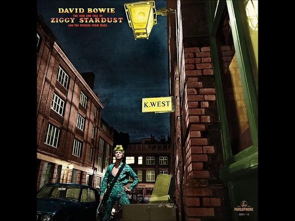 Dav̲i̲d B̲o̲wie - Z̲i̲g̲g̲y S̲ta̲rD̲ust Full Album 1972