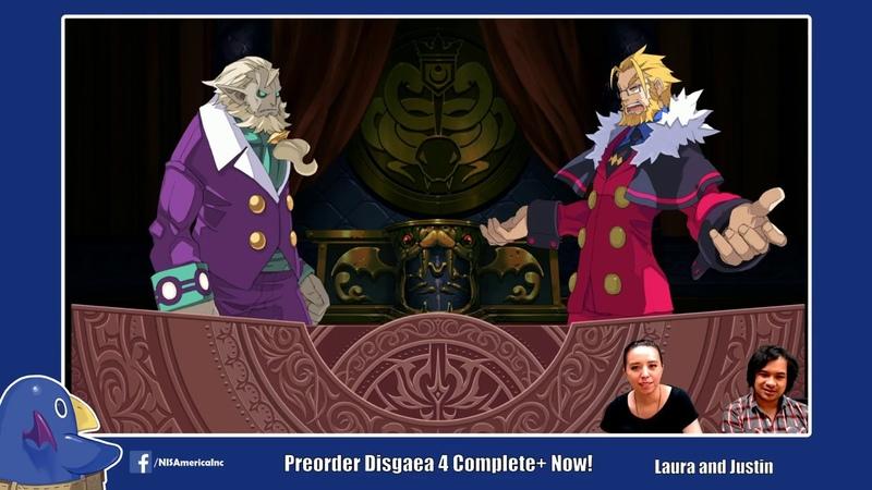 NS PS4 Disgaea 4 Complete Disgaea 4 Complete Plus