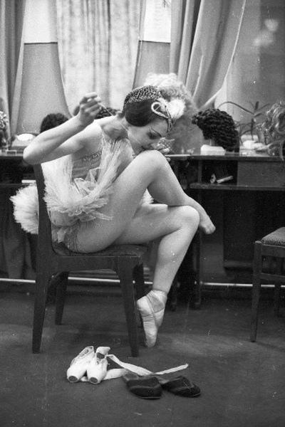 Мелкий ремонт, Воронежский театр оперы и балета, 1984 год.