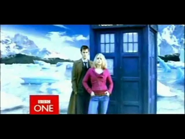 Доктор Кто 2 сезон трейлер Doctor Who Season 2 Trailer