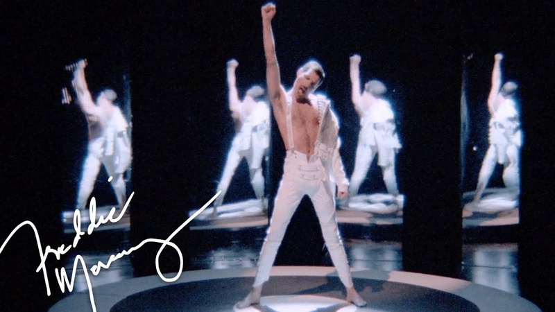 Freddie Mercury I Was Born To Love You Official Video Remastered