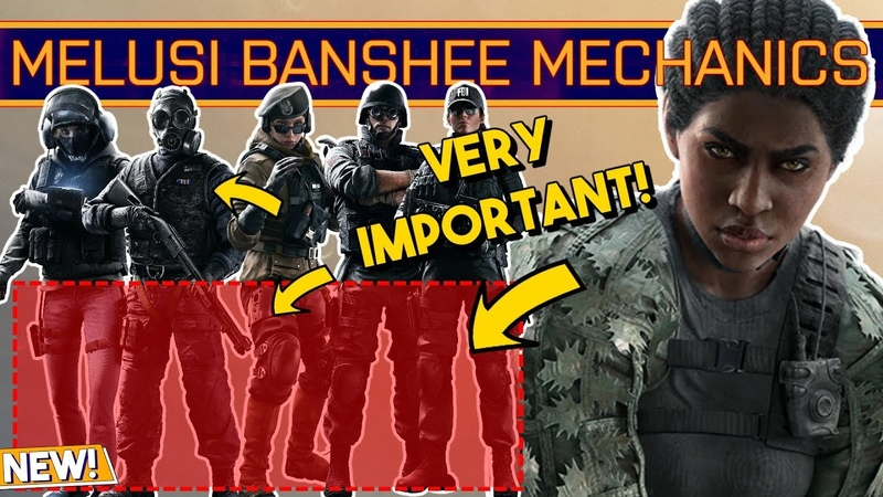 I DISCOVERED A SECRET TO HOW THE *BANSHEE* WORKS Melusi Operation Steel Wave