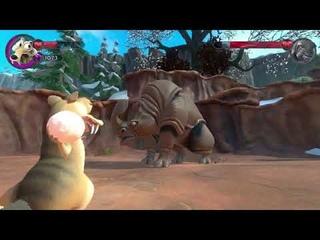 Прохождение игры Ice Age Scrats Nutty Adventure Часть 2