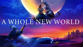 A Whole New World - Disney's Aladdin (violin cover) Bobrikoff Music