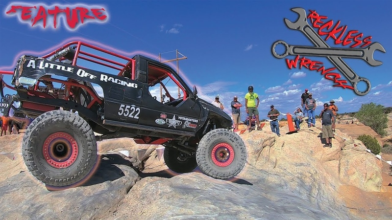 1984 Toyota 4Runner Competition Crawler - RWG Feature
