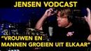 (1436) De Jensen Vodcast 38: VROUWEN EN MANNEN GROEIEN UIT ELKAAR - YouTube