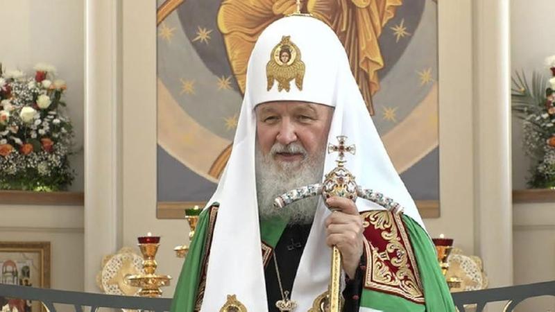 Патриарх Кирилл: три храма в сутки строит РПЦ