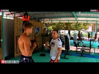 отработка защит и координация в боксе ЗАЩИТЫ В БОКСЕ боксерские упражнения тренировка дома бокс jnhf,jnrf pfobn b rjjhlbyfwbz d