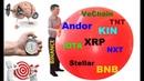 Работа в локальных трендах на криптовалютах VeChain TNT XRP KIN Stellar ARDOR Komodo BNB NXT IOTA