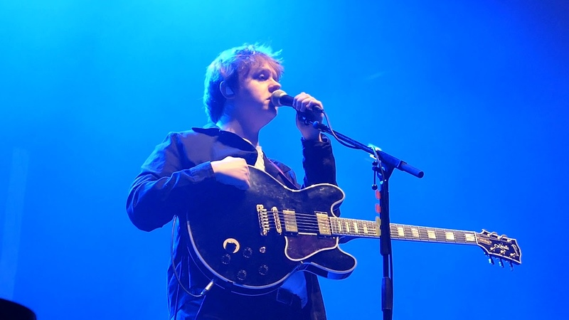 Lewis Capaldi Fade Bruises 08 03 2019 @Rockhal Luxembourg