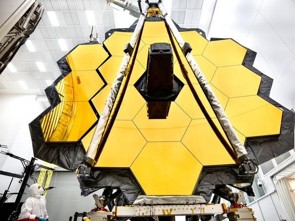Космический телескоп Джеймса Уэбба (JWST или «Уэбб»