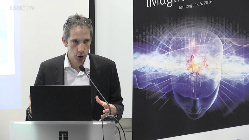Singapore iMagination Week 2016 Introduction to the iMagination Week by Prof X Pavie ESSEC AP