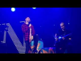 Сергей Лазарев забыл слова своей песни на концерте