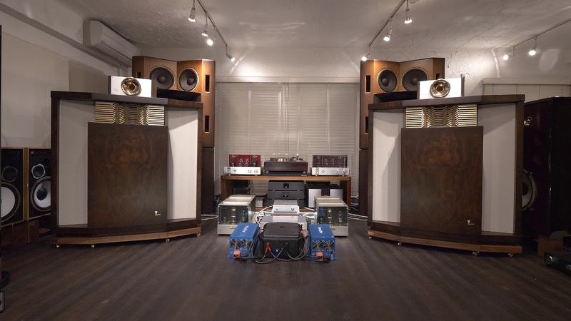 Plastic Love Mariya Takeuchi with $120K Speakers KENRICK SOUND Repro JBL Hartsfield 竹内まりや プラスティックラブ