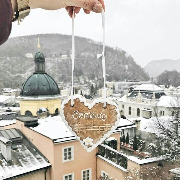 Прямые рейсы в Зальцбург (Австрия) за 6500 туда-обратно из Москвы в январе-феврале