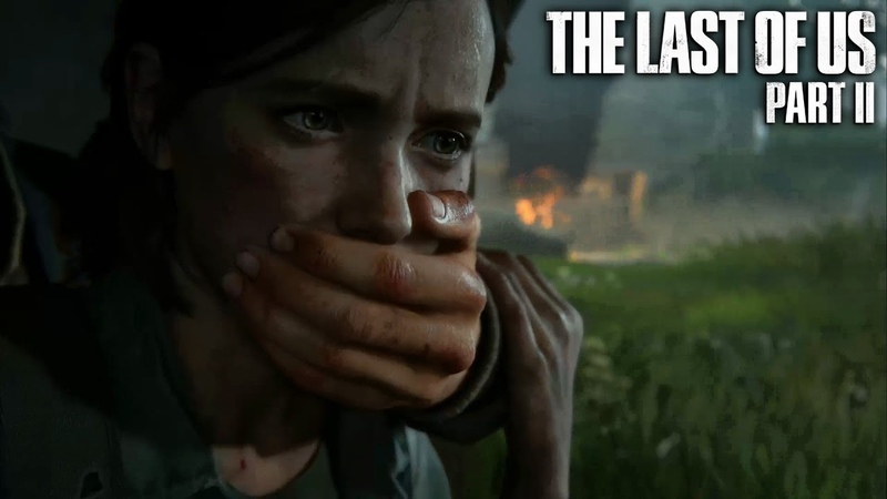 The Last Of Us Part 2 9 ⇆ ДОСТАВУЧИЕ ПСЫ