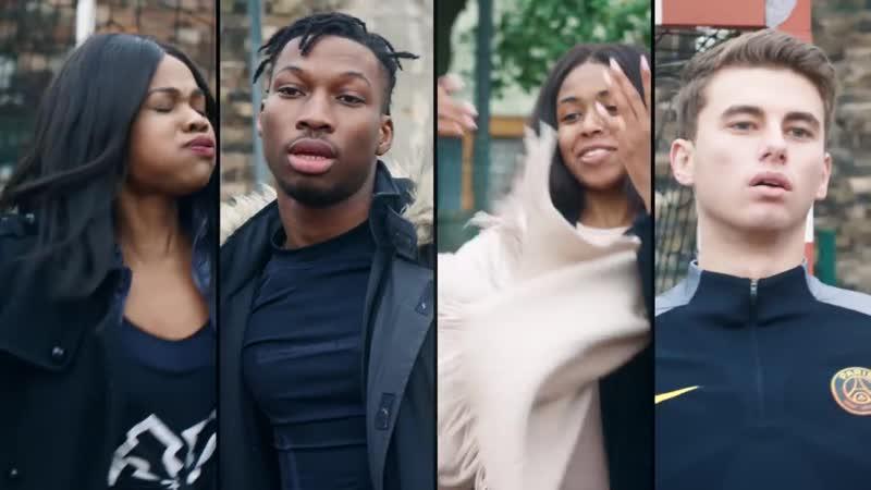 Marwa Loud feat Naza Allez les gros OKLM Russie