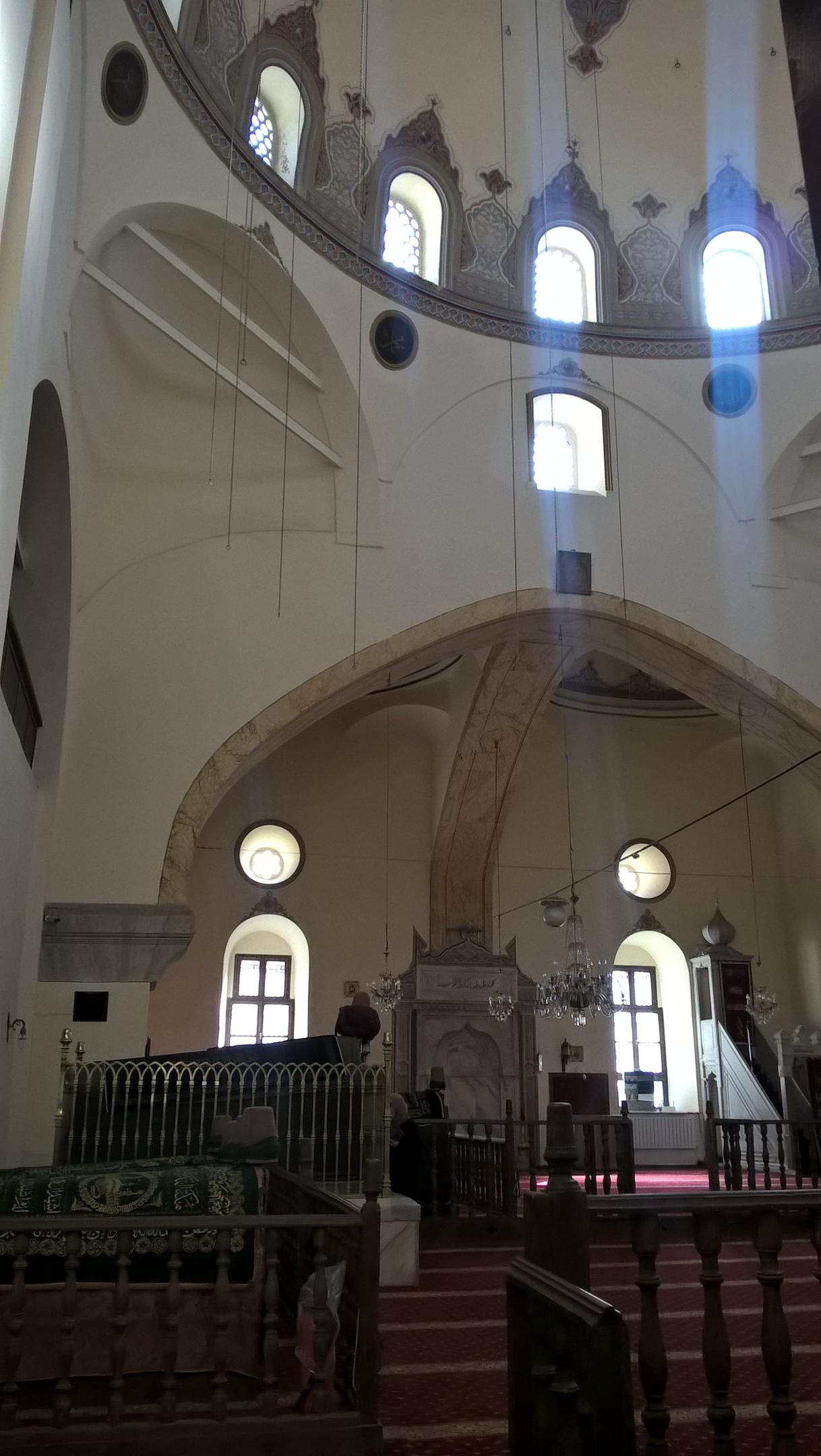 гробницы в мечетях мевлевитов
