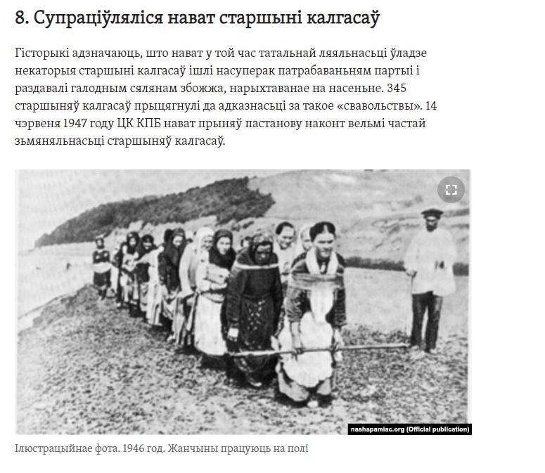 Белорусский «голодомор», изображение №73
