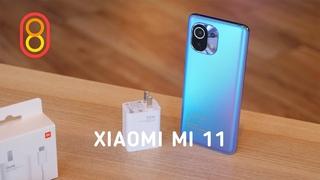 Обзор Xiaomi Mi 11 — король на Android!