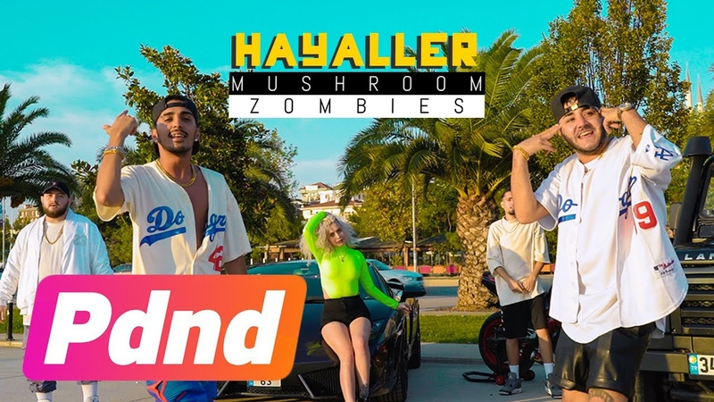 Mushroom Zombies Hayaller Official Video