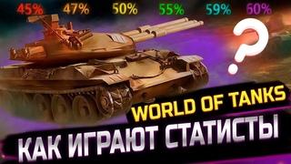 Статист подробно рассказывает как играть в world of tanks
