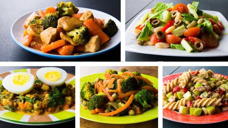 5 полезных низкокалорийных рецептов для похудения 5 Healthy Low Calorie Recipes For Weight Loss