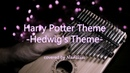 Harry Potter Theme Hedwig's Theme Kalimba cover by Nadliiw