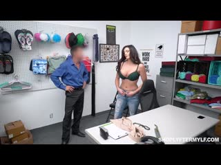 Becky Bandini shoplifter, All Sex, Hardcore, Blowjob, Roleplay
