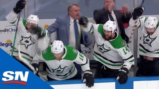 Denis Gurianov's Overtime Winner Sends Dallas to Stanley Cup Final