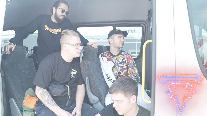 EP04 Viva los México Tokio Hotel TV 2020 Official