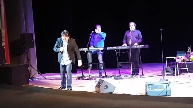Аншлаг на концерте Александра Серова в ДК ГАЗ