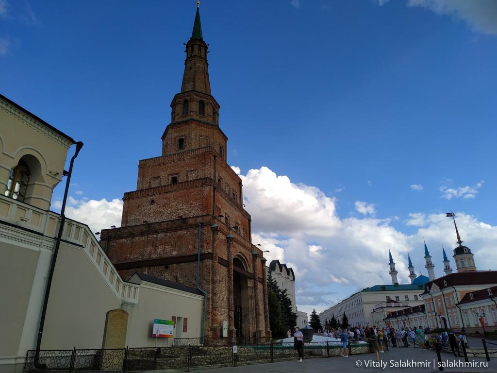 Казанский Кремль как добраться, Казань 2020